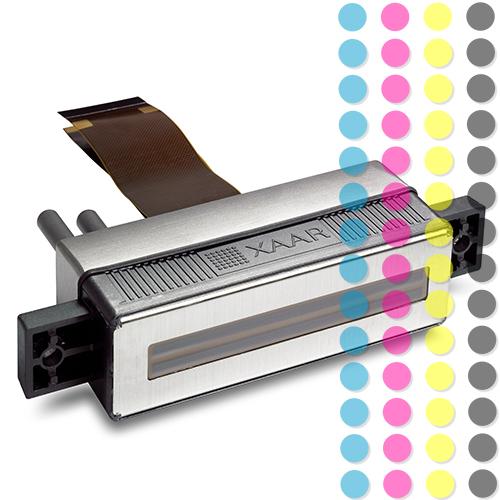 xaar 1003 gs6 gs12 printhead testina stampa inkjet cabezal impresión