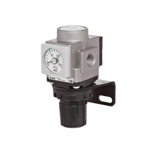 Regolatore di pressione da 1/4 di pollice SMC pressure regulator presión