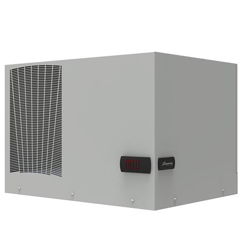 Condizionatori indoor da tetto per quadri elettrici serie TOP II